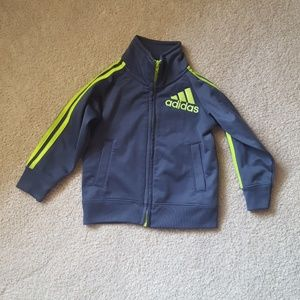 Adidas infant boys jacket size 18 months